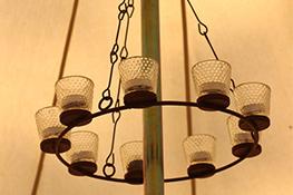 Tealight Chandelier