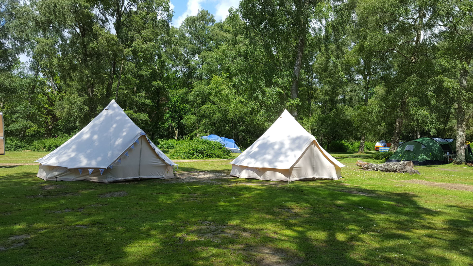 How It Works New Forest Bell Tents